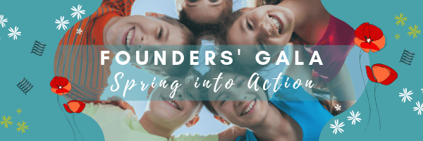 Founders' Gala Spring into Action